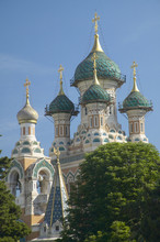Cathedrale Saint-Nicolas, Russ...