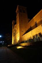 Night View Of UCLA Royce Hall