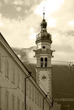 Servitenkirche Church In Innsbruck. Tyrol. Austria
