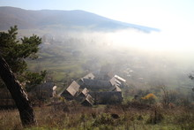View From Dobra Niva Castle To...