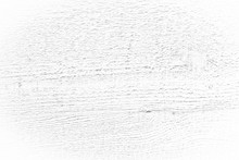 White Wooden Surface - Natural Background For Design. Bleached Wood Texture.