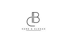 CB ,BC ,C ,B  Letter Logo Desi...