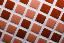 Mosaico Di Ceramica A Quadrati...