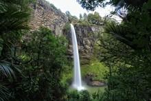 View Of Bridal Veil Falls