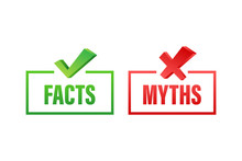 Myths Facts. Facts, Great Desi...