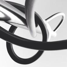 Close-up Of Modern Sculpture