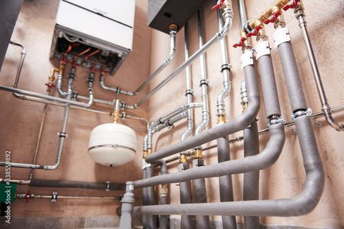 Plumbing service Fototapeta