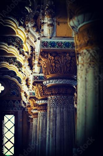 Fotografie, Tablou Ancient Columns