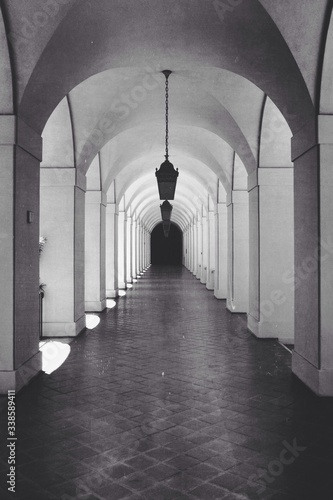 Empty Archway Fototapet