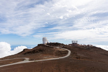 Haleakala Observatory In Maui