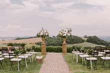 Chic Wedding Venue In Tuscany ...