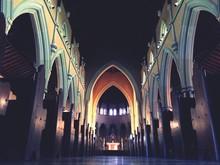 Idyllic View Of Church