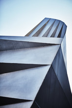 Abstract Of City Building's Ar...