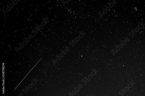 Obraz Full Frame Shot Of Star Field At Night - fototapety do salonu