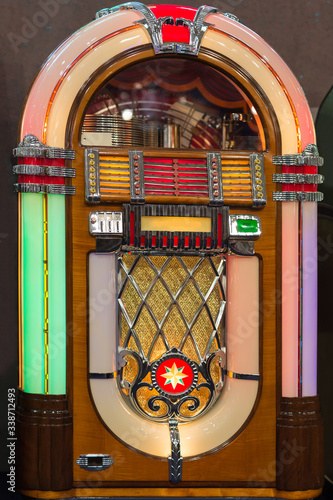 Photo Details of Retro Jukebox: Music and Dance in the 1950s