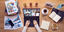 Work From Home. People Make Vi...