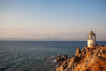 Maritime Landscape With Cape A...