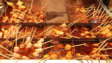 Various Kinds Of Oden Food Are...