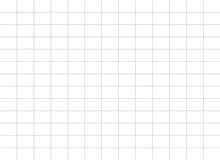 Grid On A White Background,  I...