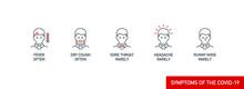 Signs And Symptoms Coronavirus...
