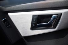 Door Control Knobs In Car