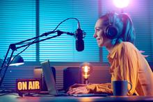 Radio Broadcasting On Air