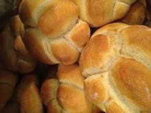 Full Frame Shot Of Fresh Bread...