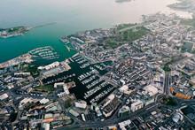 Plymouth, UK - The Barbican Boat Marina