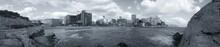 Panoramic View Of Waterfront