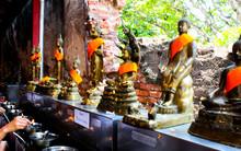 Figurines Of Buddha