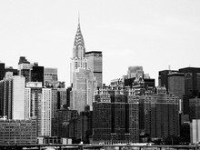 View Of Chrysler Building With...