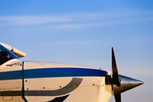 Single Engine Airplane Detail ...
