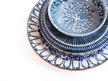 Set Of Beautiful Round Ceramic...