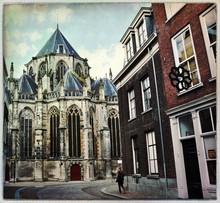 Grote Kerk Church Against Sky