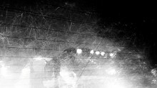 Rain Falling On Window