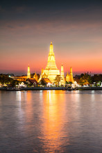 Wat Arun (Temple Of Dawn), Ban...