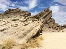 Vasquez Rocks In Natural Area ...