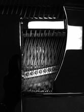 Inside Of Grand Piano