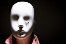 Female White Mannequin Head Ar...