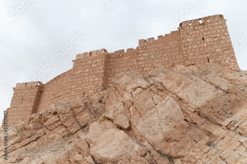 Fotografia fortezza di qalah ibn maan