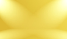 Abstract Luxury Gold Yellow Gr...