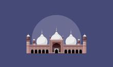 Badshahi Mosque Historical Lan...