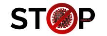Stay At Home, Stop Coronavirus...