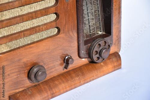 Photo Minerva 375, Minerva, 375, Tischgerät, 1936, Radio, Radiogerät, Zwischenkriegsze