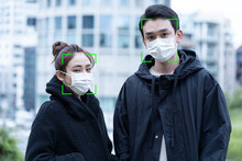 マスク 顔認証