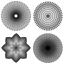 Spiral Abstract Design Pattern...