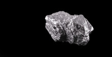Pure Cobalt Nugget, Chemical Element Used In Civil Construction.