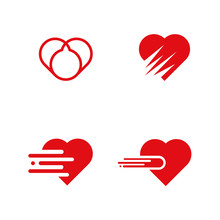 Heart Logo Design, Creative He...