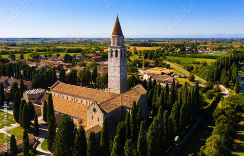 Basilica di Santa Maria Assunta, Aquileia Canvas Print