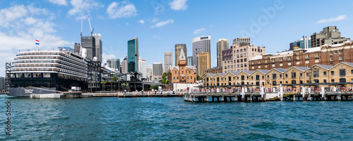 Photo Sydney city centre view